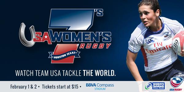 USA Women's 7s!!!